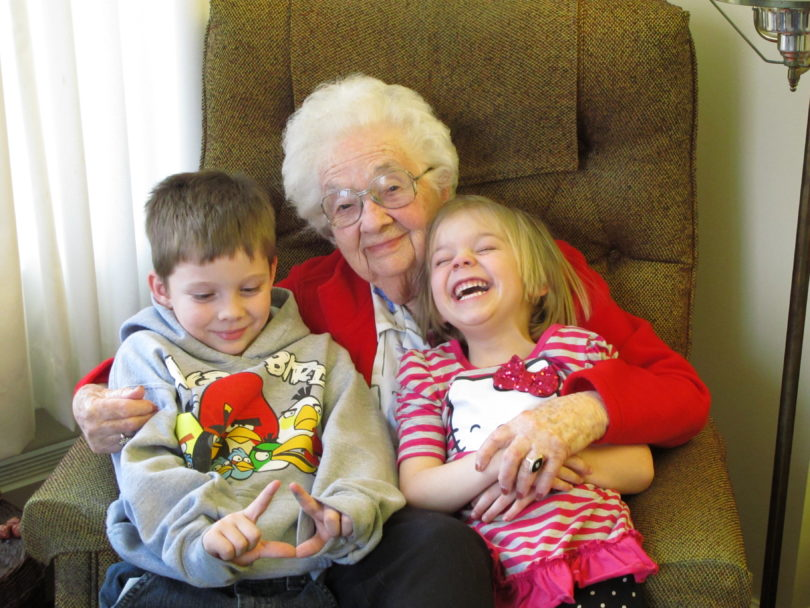 She Lived to Be 105—and This Mantra Got Her Through www.herviewfromhome.com