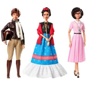 There's Some New Barbie Dolls Coming Out and You're Gonna Want them