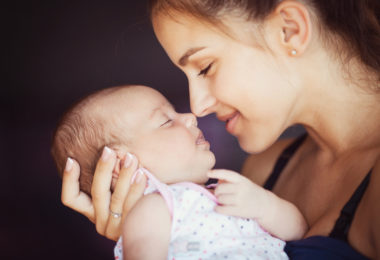 Dear New Mom, This is What You Need To Get Through Parenting www.herviewfromhome.com