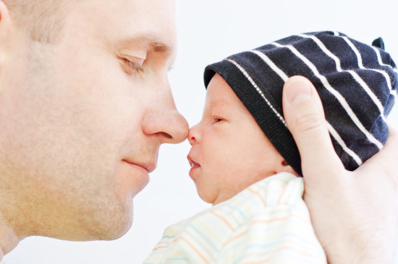 I Loved My Husband, But Then We Had a Baby www.herviewfromhome.com