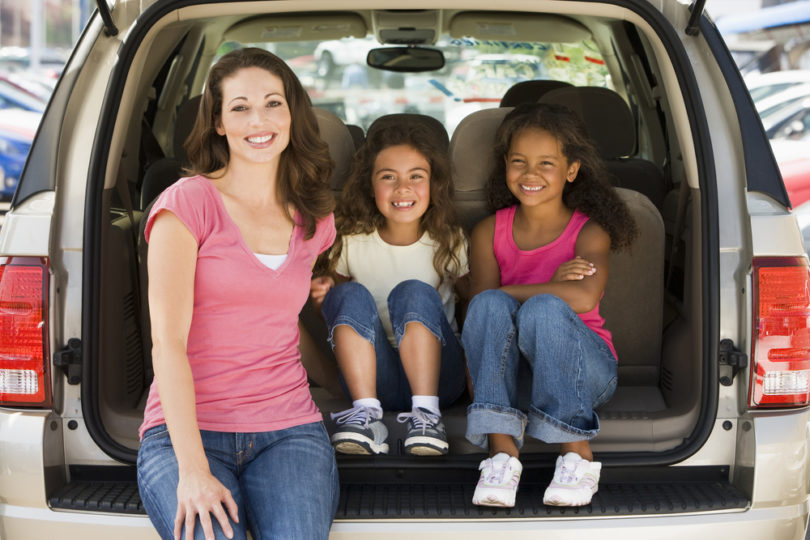My Kids May Be Getting Older, But I'm Keeping My Minivan www.herviewfromhome.com