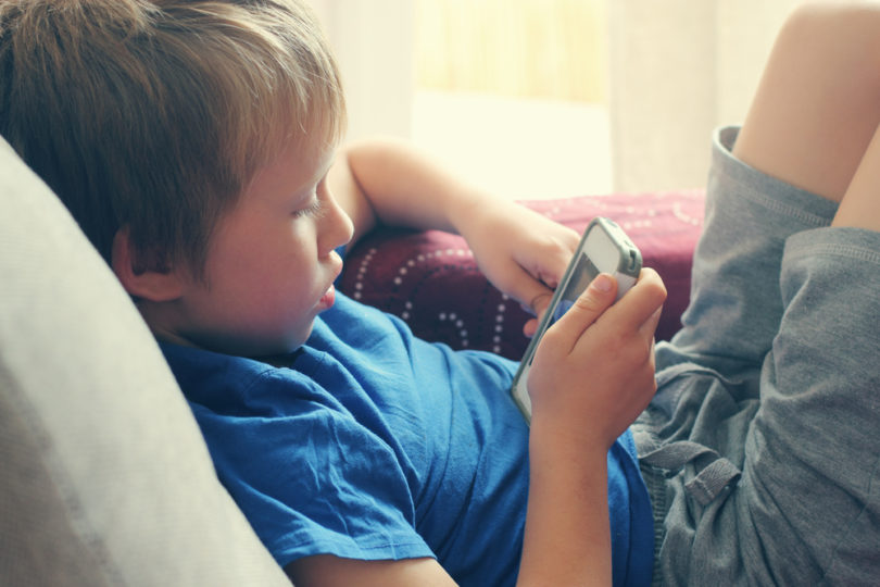 "6 Life-Changing Truths About Kids and Technology From Kirk Cameron's Movie ""Connect"" www.herviewfromhome.com"