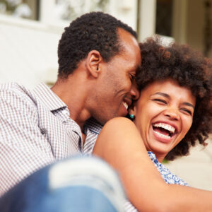 Want to Overcome Discouragement in Marriage? Laugh Together More.
