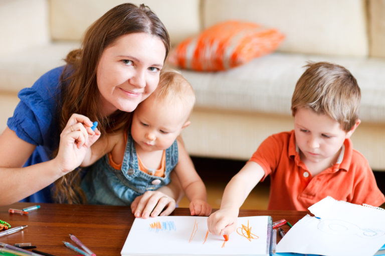 I'm Not a Perfect Mom, But I'm Raising Happy Kids www.herviewfromhome.com