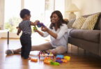 Tidy Moms Raise Happy Kids, Too www.herviewfromhome.com