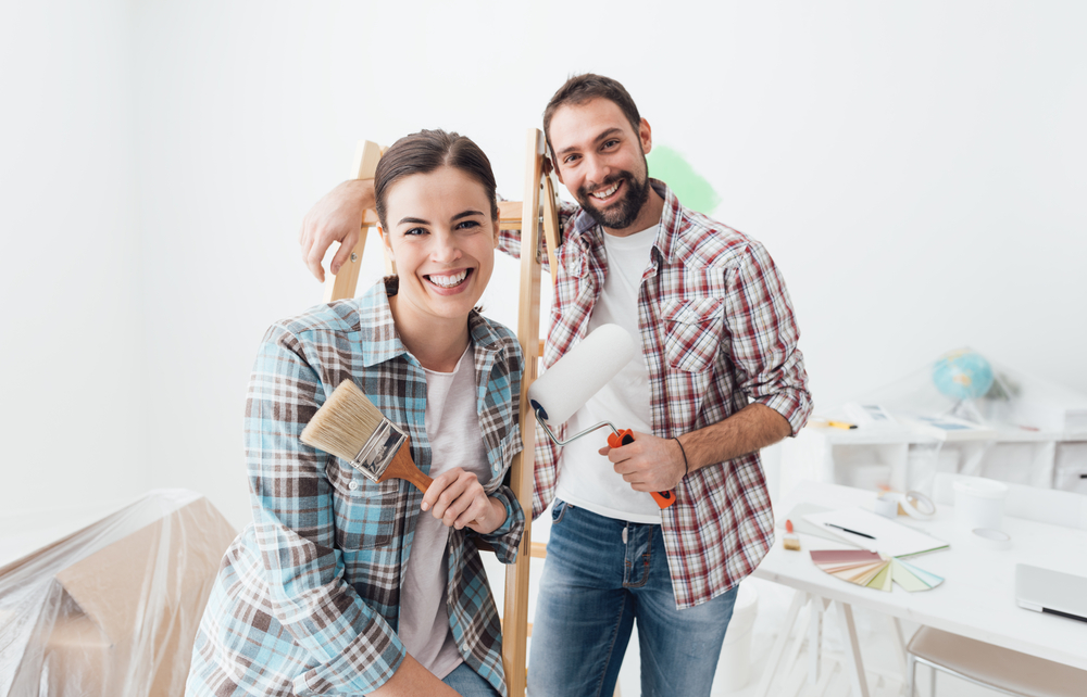 Home Renovations Are Kind of Like Marriage www.herviewfromhome.com