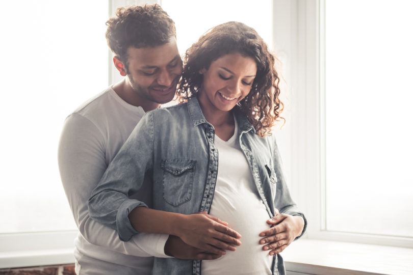Why I'm Sharing My Baby's Name Early www.herviewfromhome.com