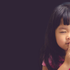 What Does God Hear When Our Children Talk To Him?