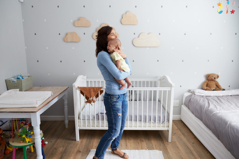 We Have To Navigate the Lows of Motherhood in Our Own Time, Even When It's Lousy www.herviewfromhome.com