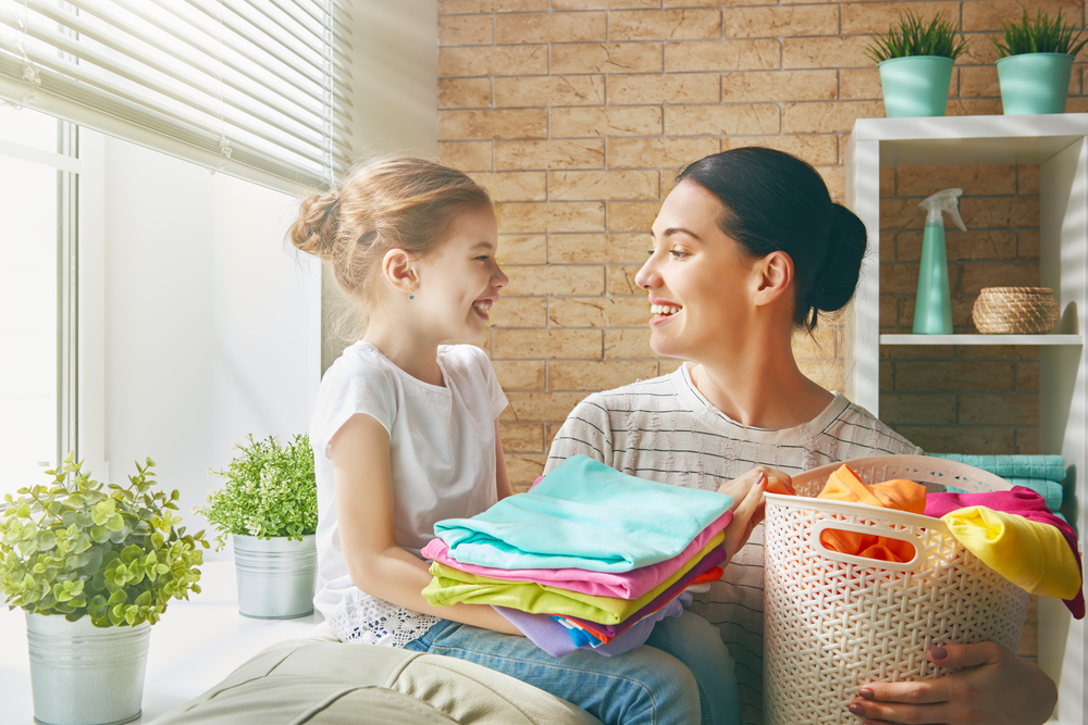 I'm Not a Bad Mom Because My House Is Clean www.herviewfromhome.com