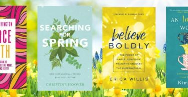 9 Inspirational Books to Renew Your Spirit This Spring www.herviewfromhome.com