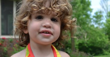 The Reason My Daughter Cut Her Curly Hair www.herviewfromhome.com