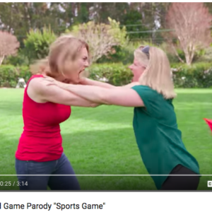 "Hilarious Video Parody Mocks ""Crazy Parents"" at Kids' Sports Games"