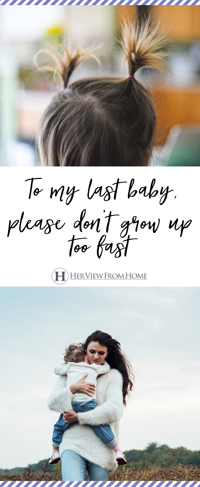 Right now your innocence melts my heart as quickly as your determination to test my patience wears it down. And it's worth all of it. www.herviewfromhome.com