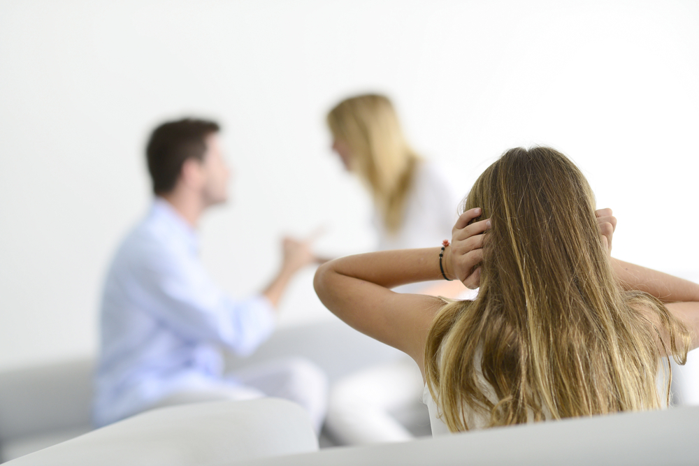 What I Wish I Could Tell My Child Self About Divorce www.herviewfromhome.com