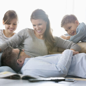 5 Habits That Make Us a Mostly (But Not Annoyingly) Happy Family
