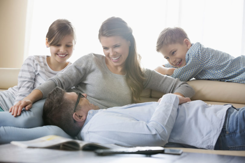 5 Habits That Make Us a Mostly (But Not Annoyingly) Happy Family www.herviewfromhome.com