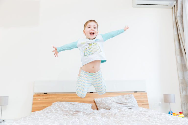 To My Rambunctious Toddler at Bedtime www.herviewfromhome.com