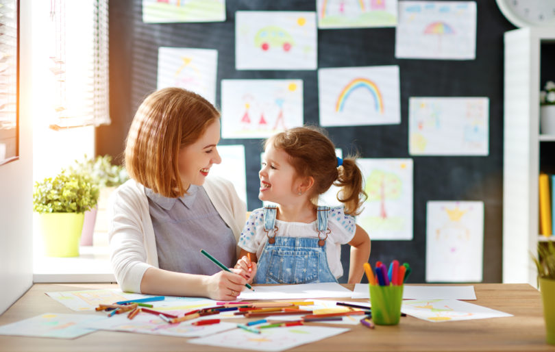 To My Child's Teacher, Thank You For Everything www.herviewfromhome.com