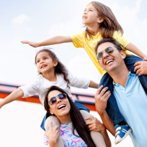 Want Happy Kids? Experts Say Take That Trip