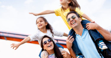 Want to Raise Happy Kids? Make Time For Family Vacations www.herviewfromhome.com