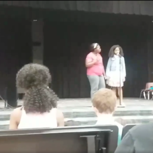Mom Supports Daughter During Talent Show and Now We're All Bawling