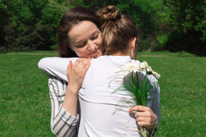 To the Unappreciated Mama on Mother's Day, From a Former Teen Terror www.herviewfromhome.com