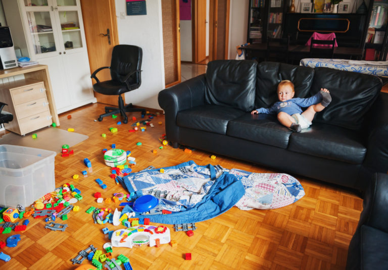Experts Say It's True: That Mess Is Causing You Stress www.herviewfromhome.com