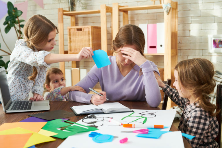 Why Moms Are Exhausted the Entire Month of May www.herviewfromhome.com
