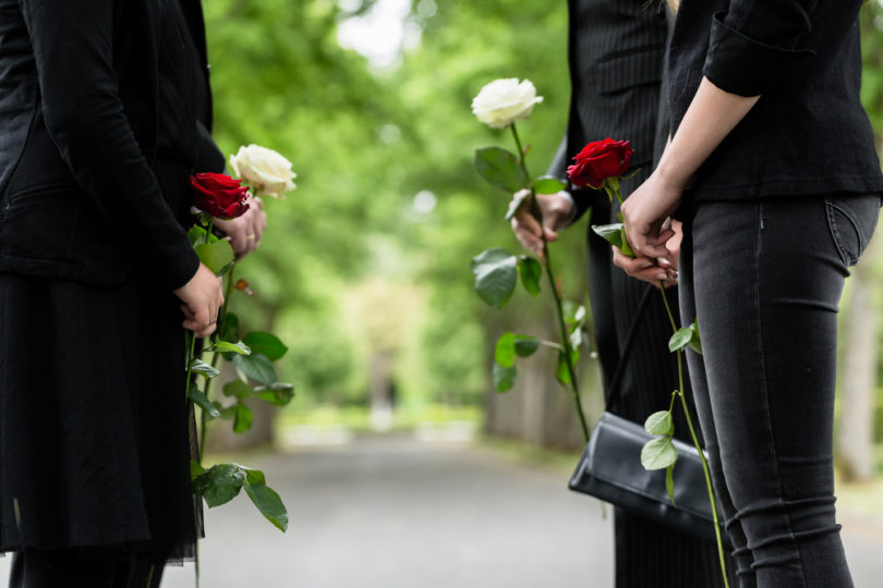 Flashback at a Funeral www.herviewfromhome.com