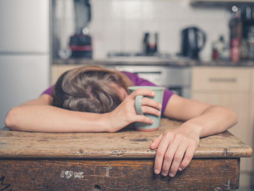 What To Do When The Mental Load of Motherhood Is Overwhelming www.herviewfromhome.com