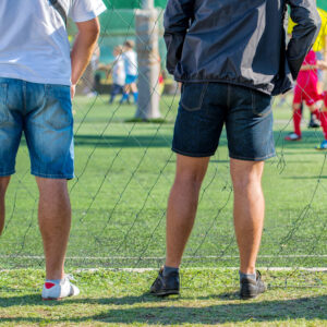 5 Commandments of Not Being a Jerk at Your Kid's Sporting Events