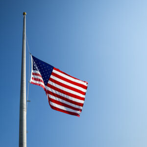 """Mommy, Why Is the Flag Still At Half-Mast?"""