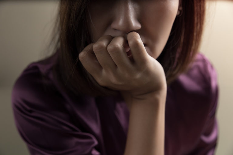 Dear Anxiety, You're Robbing My Kids of Their Mama www.herviewfromhome.com