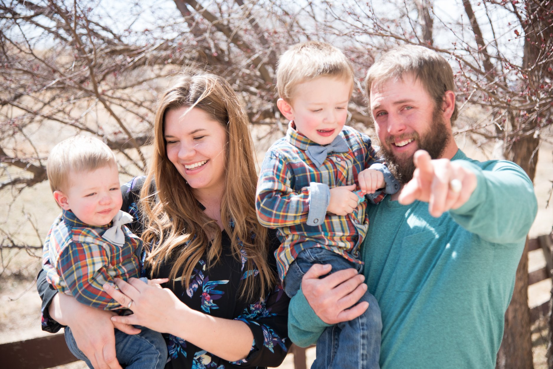 Raising My Young Family Has Me Completely Exhausted www.herviewfromhome.com