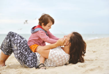 Dear Mama, Your Kids Love You Just the Way You Are www.herviewfromhome.com
