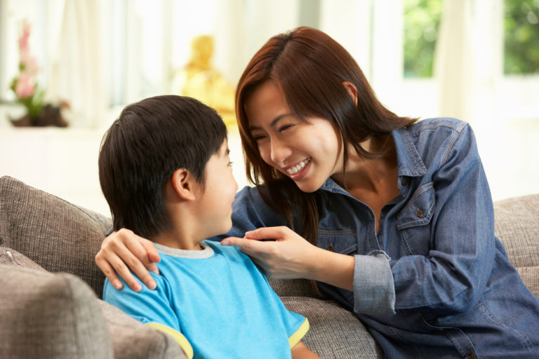 The Message Your Kids Need To Hear From You Today www.herviewfromhome.com