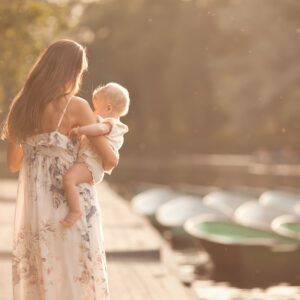 To The Mom Whose Mind Is Always Moving: I Hope You Find Stillness