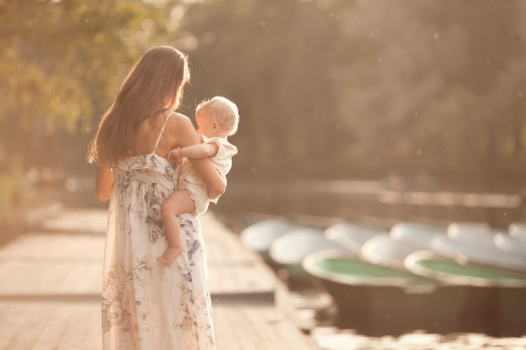 To The Mom Whose Mind Is Always Moving: I Hope You Find Stillness www.herviewfromhome.com