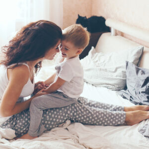Becoming a Stay-At-Home Mom Was a Risk I Don't Regret Taking