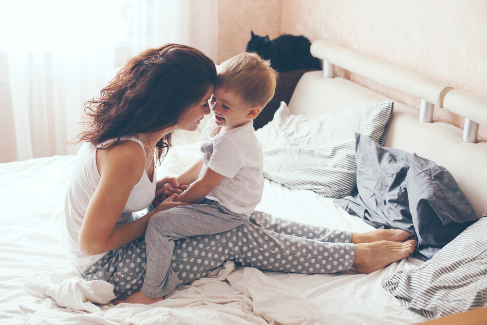 Becoming a Stay-At-Home Mom Was a Risk I Don't Regret Taking www.herviewfromhome.com
