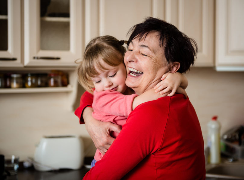 Should Grandparents Get Paid to Babysit? www.herviewfromhome.com