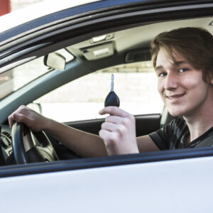 When Your Teen Gets a License, Hang On To Your Heart
