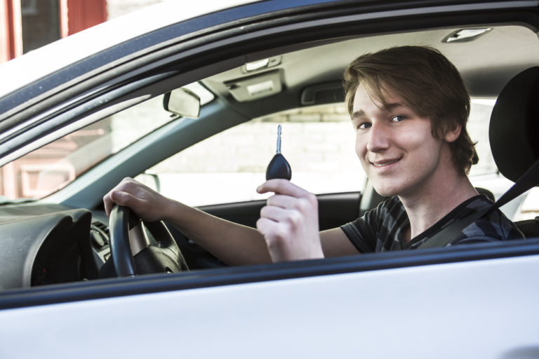 When Your Teen Gets a License, Hang On To Your Heart www.herviewfromhome.com