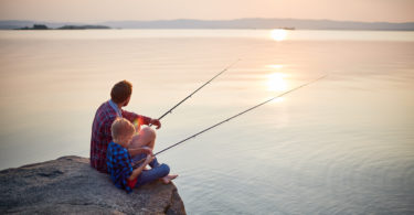 What if all it Takes to Change the World is a Good Dad and a Fishing Pole? www.herviewfromhome.com
