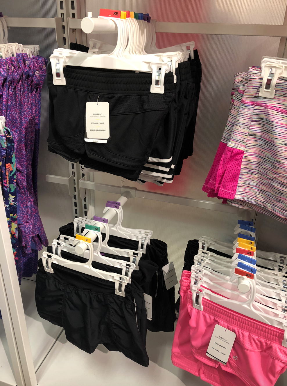 Dear Target, Why Are All Your Shorts For Girls So...Short? www.herviewfromhome.com