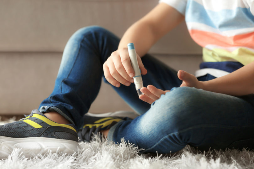 Coping With the Surprise of My Son's Type 1 Diabetes www.herviewfromhome.com