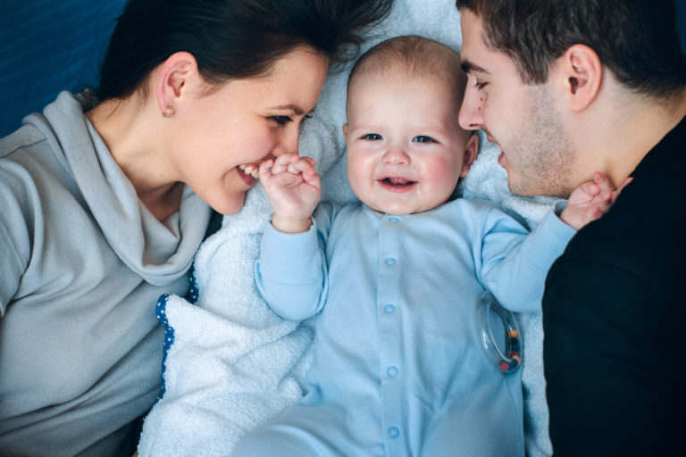 My Husband and I Are Equal Parenting Partners www.herviewfromhome.com