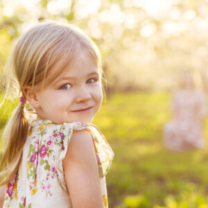 Dear Daughter, May You Revel in This Time of Being Little