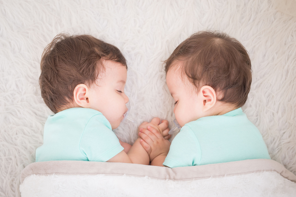 God Gave Me Twins www.herviewfromhome.com